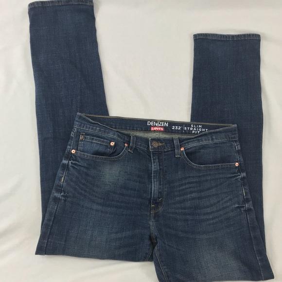 0a2de2c3 Denizen by Levi's Other - Levi's Denizen Men's 232 Slim Straight Fit Jeans